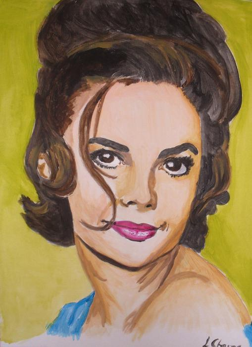 Natalie Wood par Lindasart